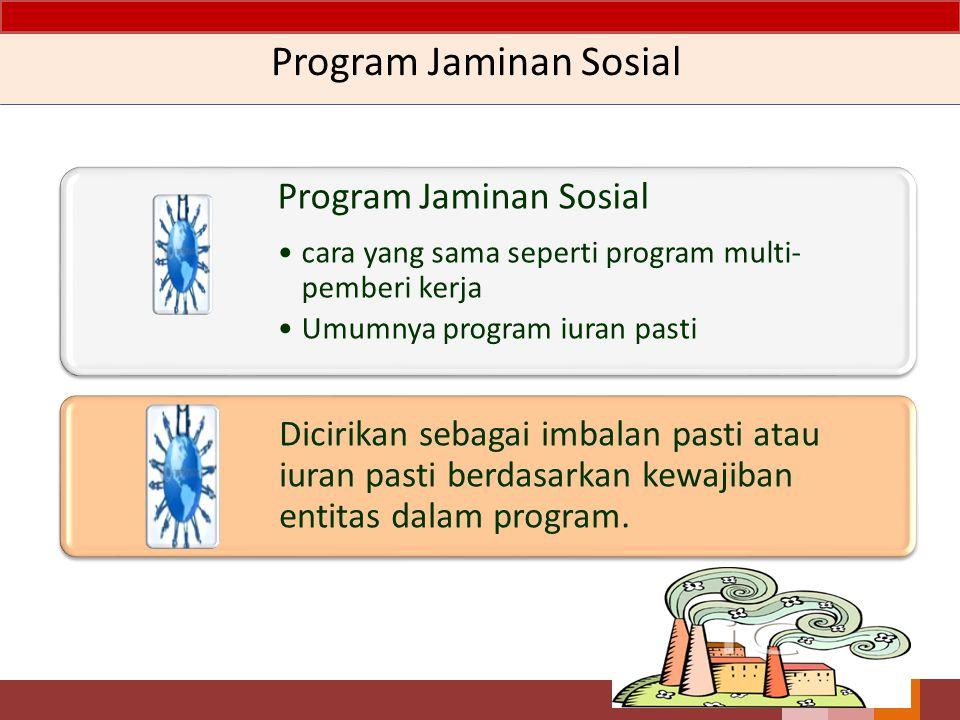 Program Jaminan Sosial