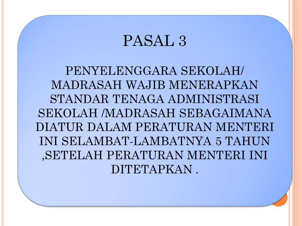PASAL 3
