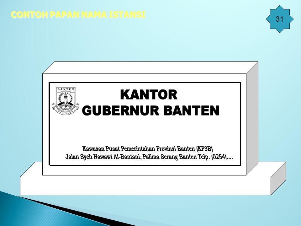 Kawasan Pusat Pemerintahan Provinsi Banten (KP3B)