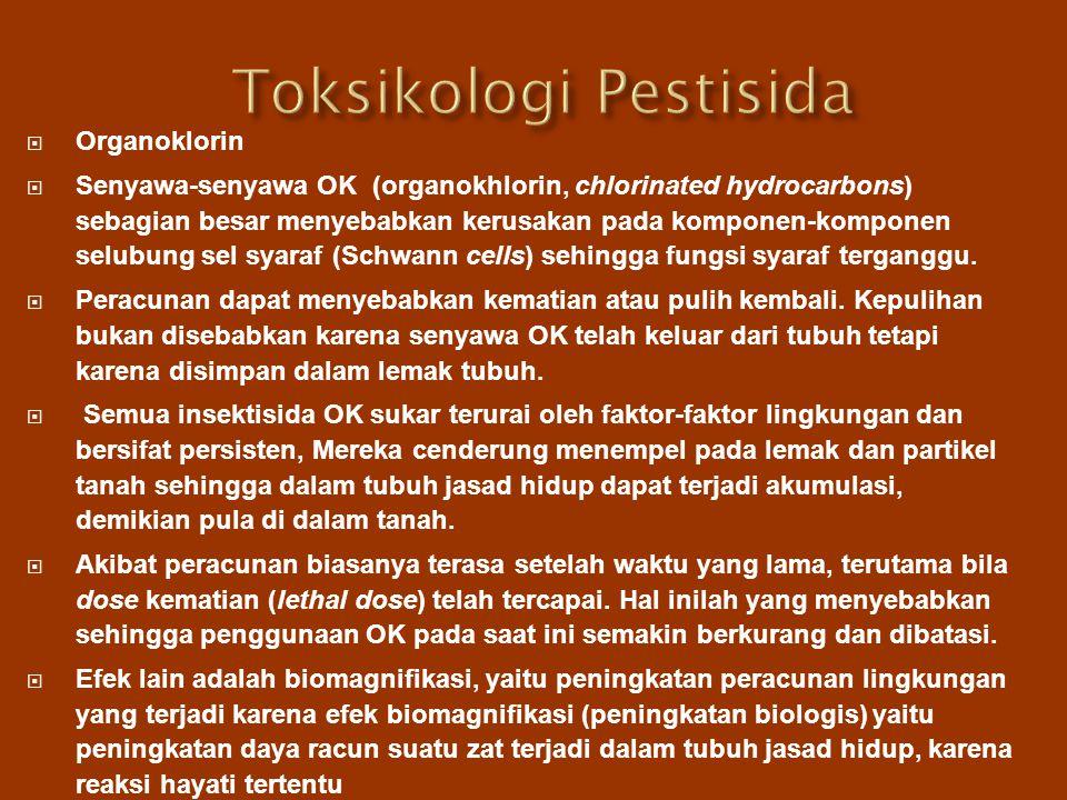 Toksikologi Pestisida