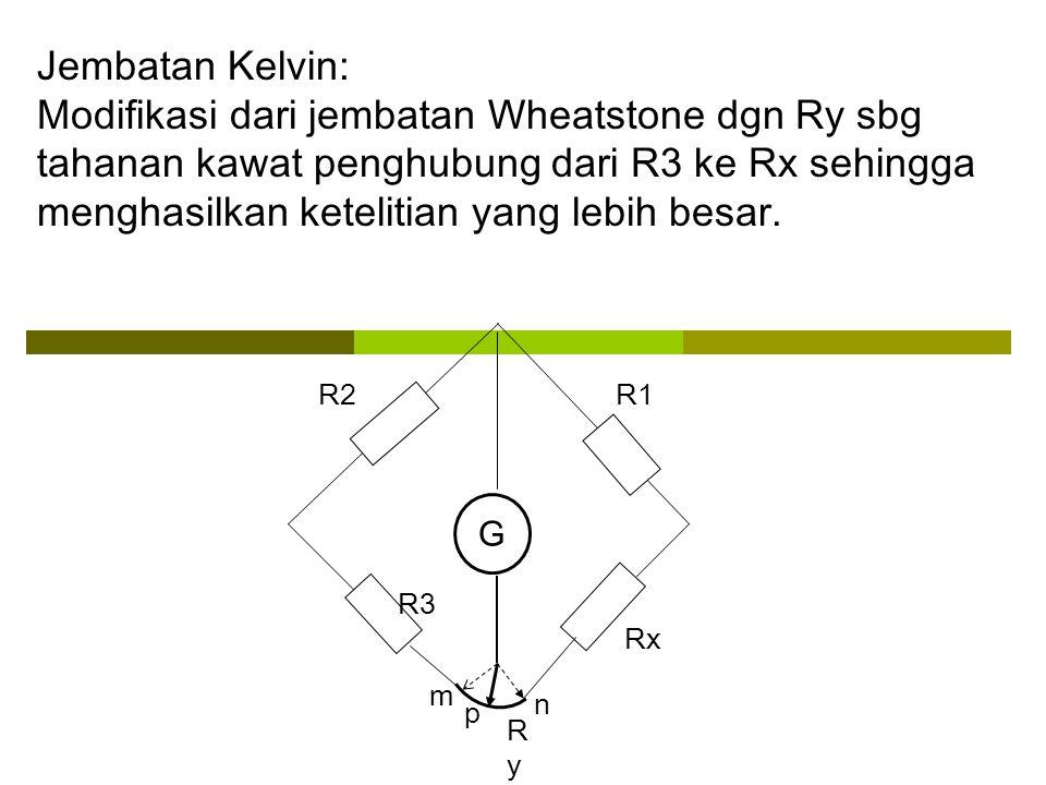 Jembatan Kelvin: