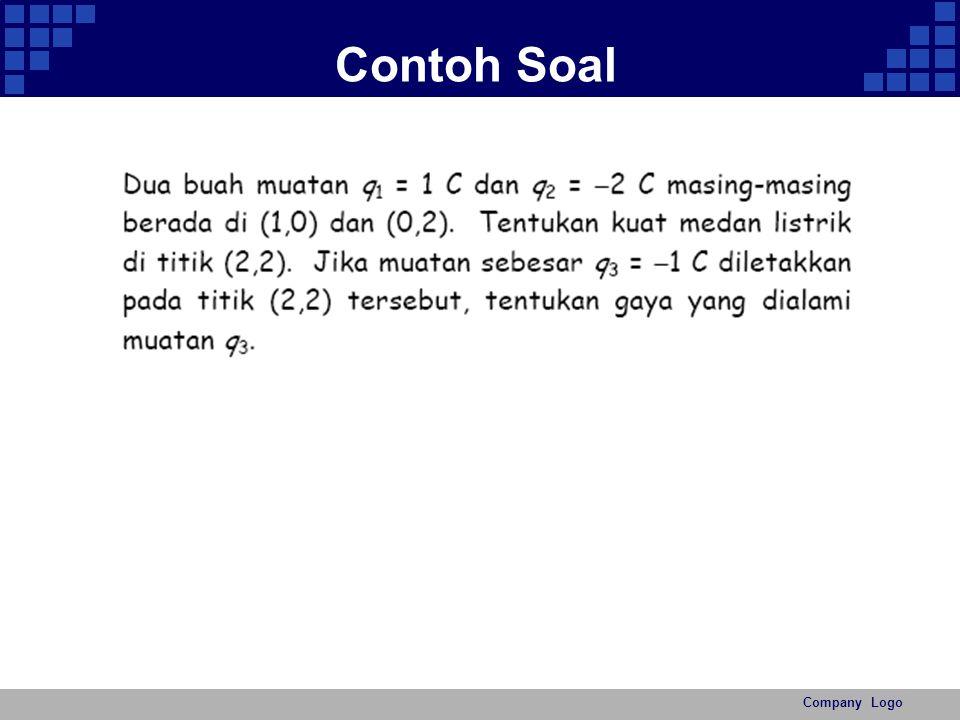 Contoh Soal Company Logo