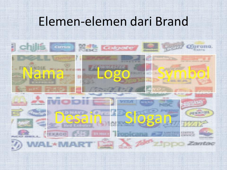 Elemen-elemen dari Brand