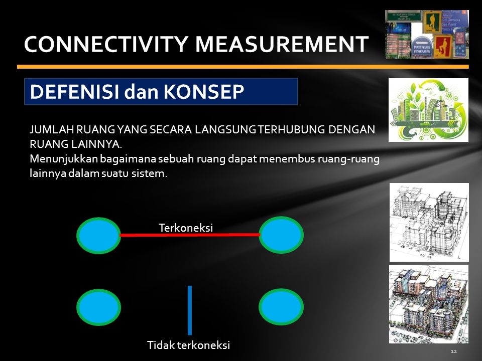 CONNECTIVITY MEASUREMENT