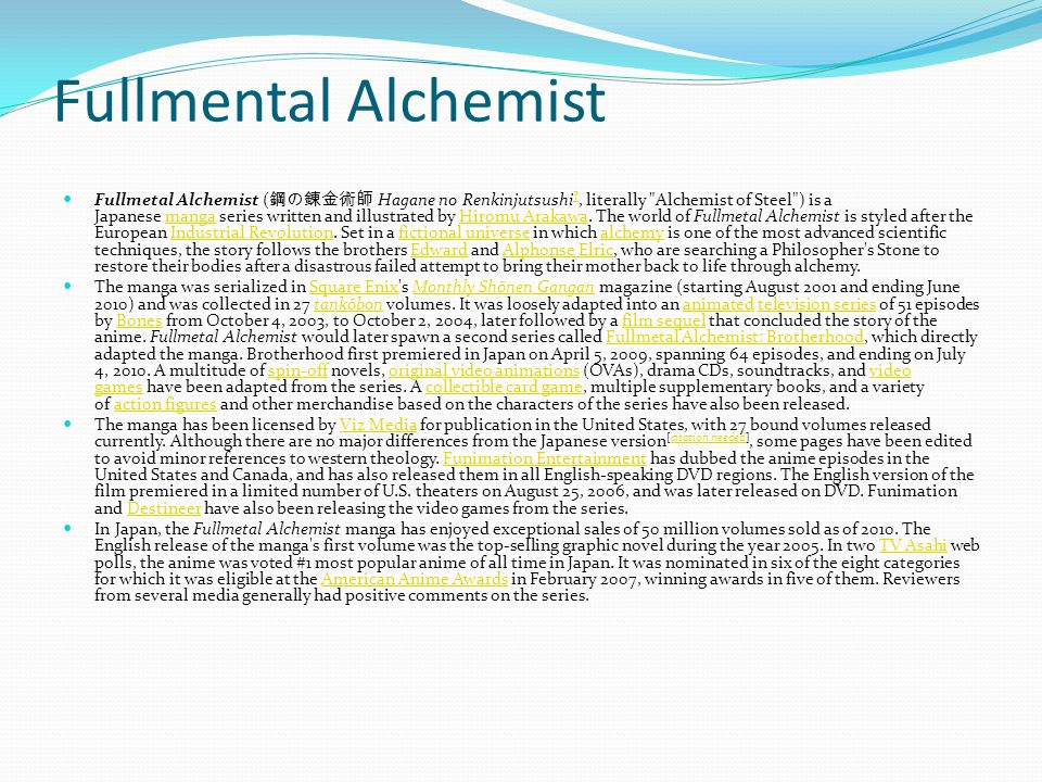 Fullmental Alchemist