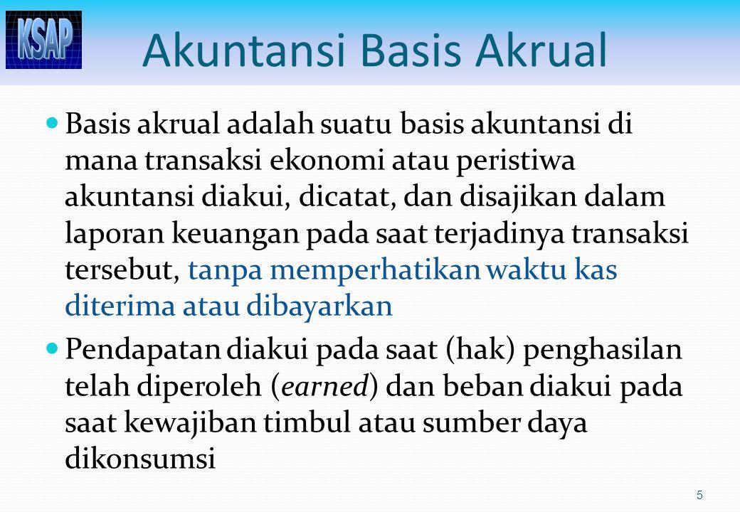 Akuntansi Basis Akrual