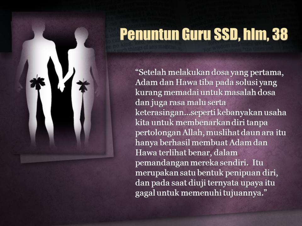 Penuntun Guru SSD, hlm, 38