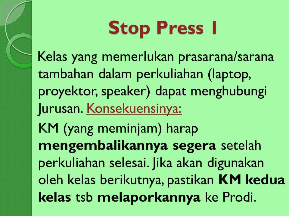 Stop Press 1