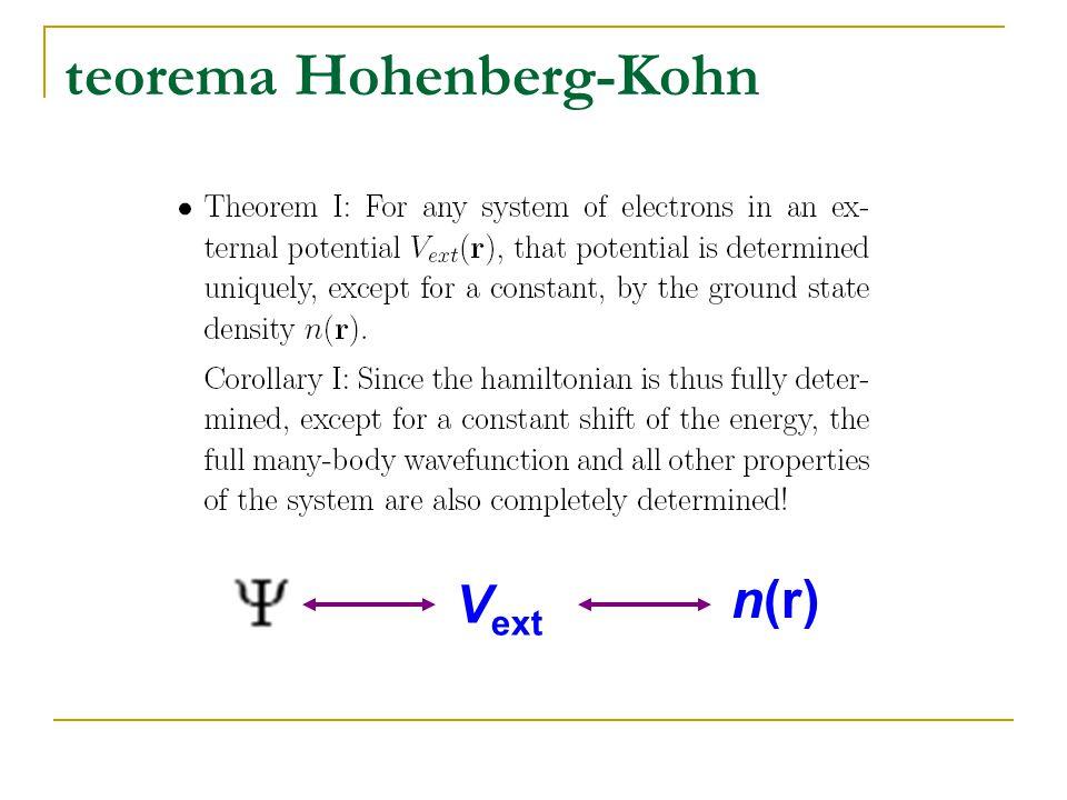 teorema Hohenberg-Kohn