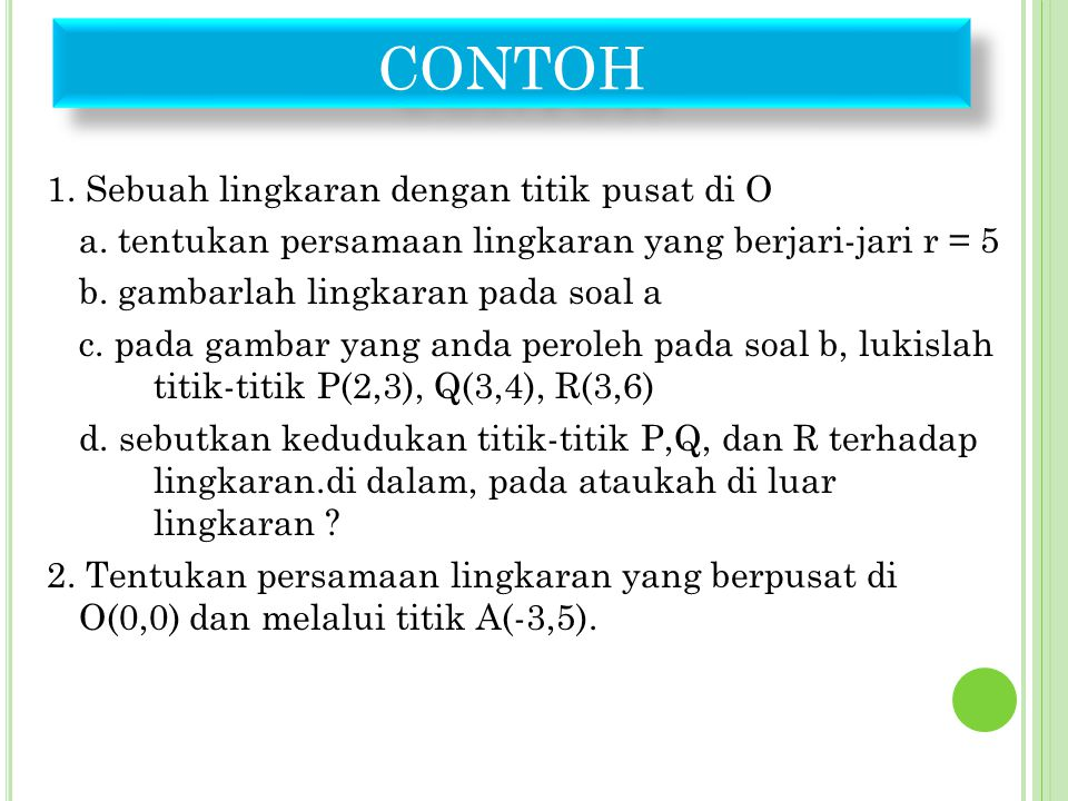 CONTOH