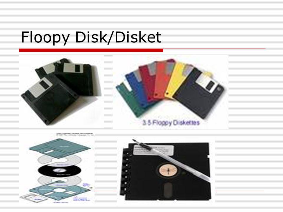 Floopy Disk/Disket