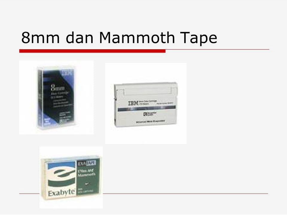 8mm dan Mammoth Tape