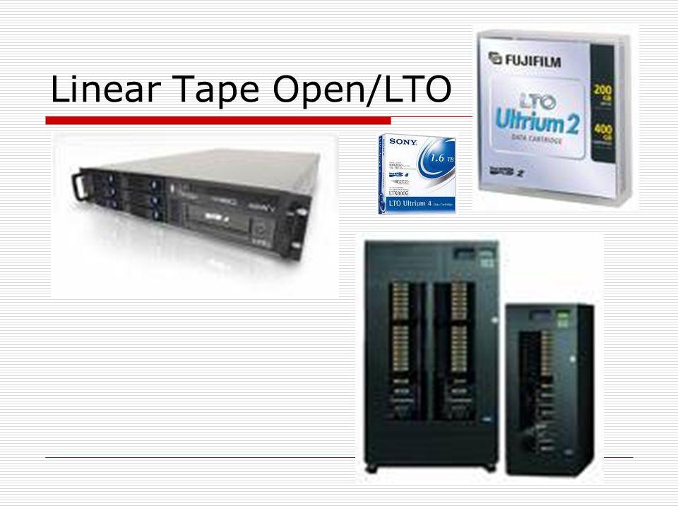 Linear Tape Open/LTO