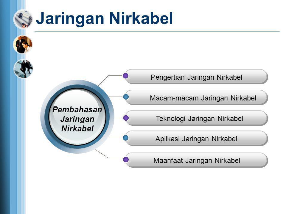 Pembahasan Jaringan Nirkabel