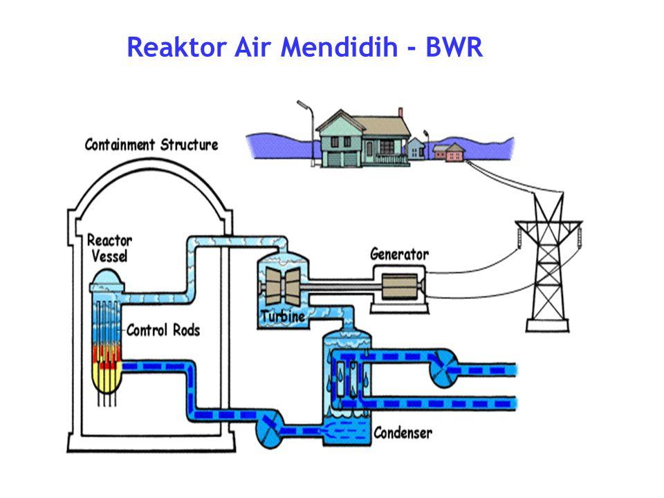 Reaktor Air Mendidih - BWR