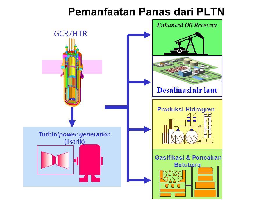 Pemanfaatan Panas dari PLTN