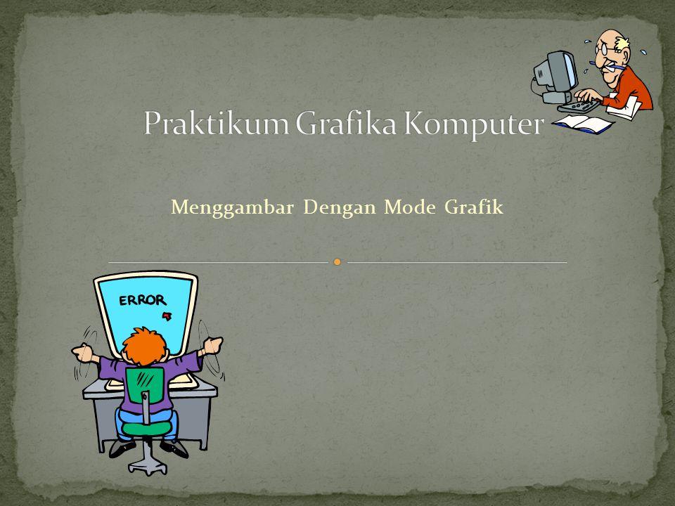 Praktikum Grafika Komputer