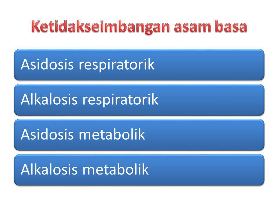 Ketidakseimbangan asam basa