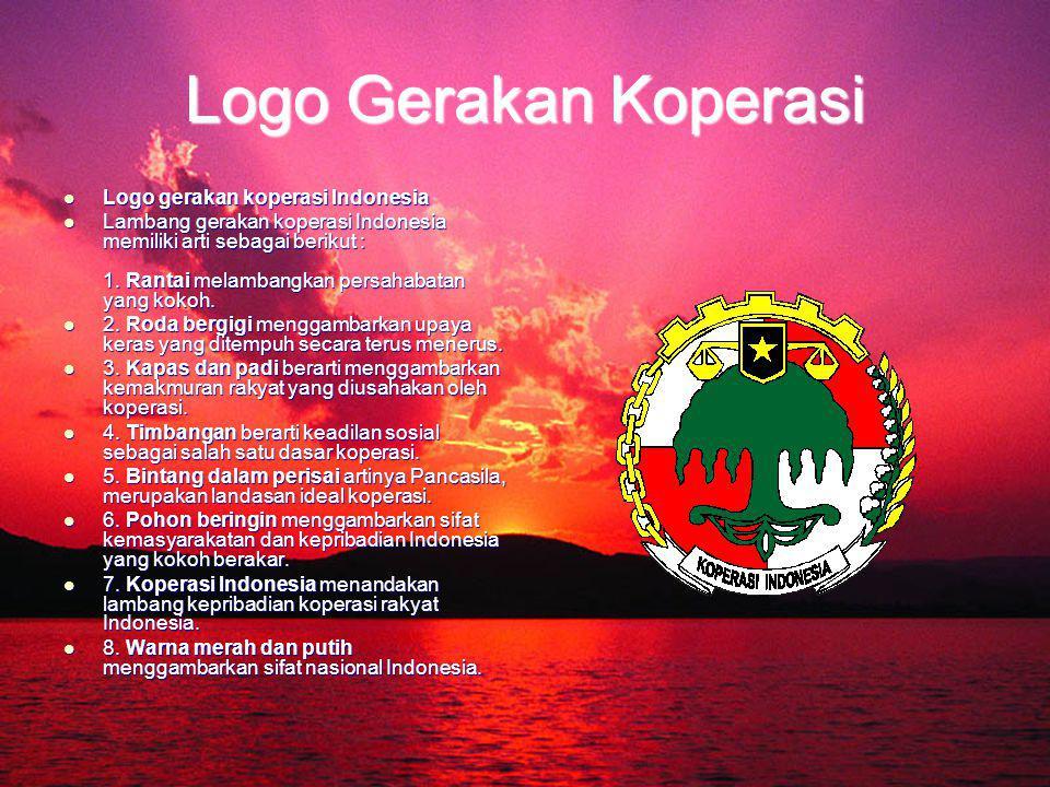 Logo Gerakan Koperasi Logo gerakan koperasi Indonesia
