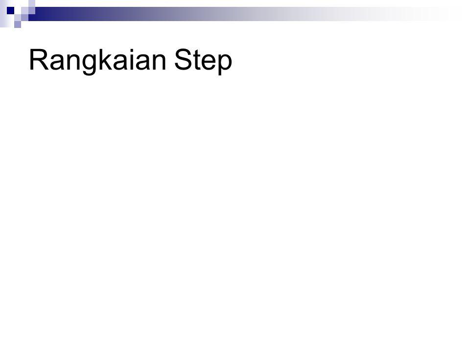 Rangkaian Step