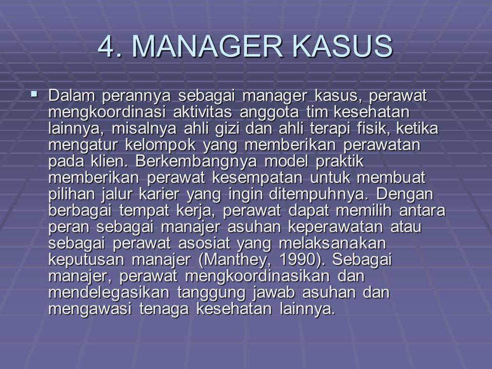 4. MANAGER KASUS