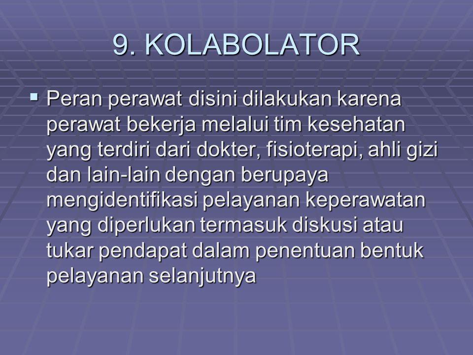 9. KOLABOLATOR