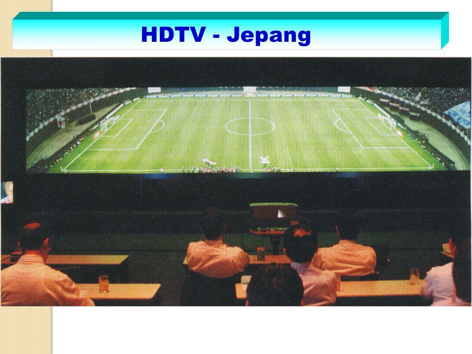 HDTV - Jepang