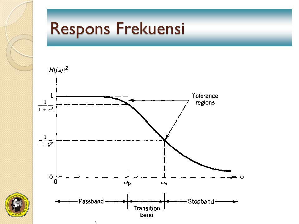 Respons Frekuensi