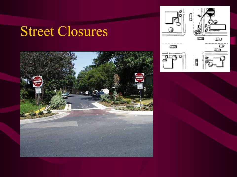 Street Closures