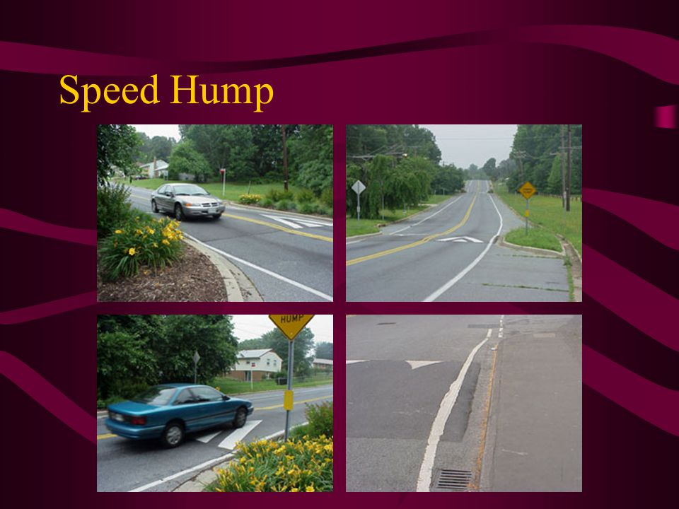 Speed Hump