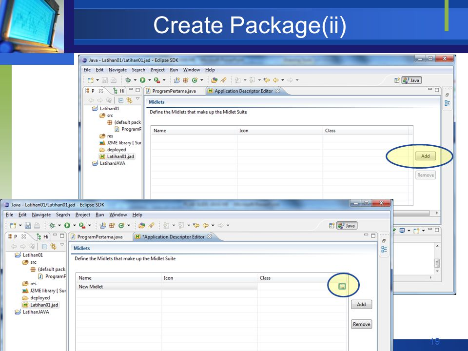 Create Package(ii)
