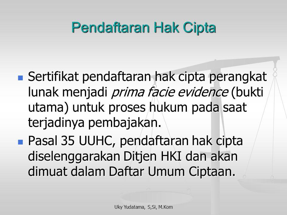 Pendaftaran Hak Cipta