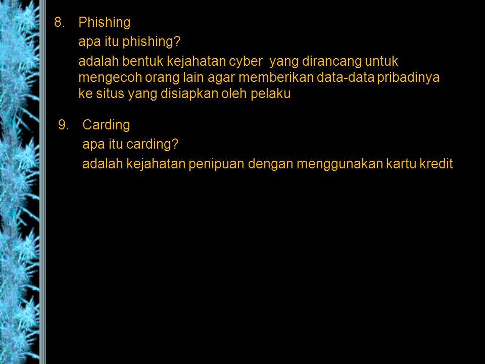 Phishing apa itu phishing