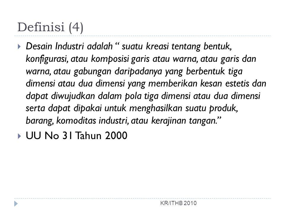 Definisi (4)