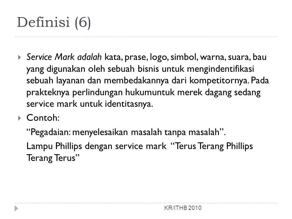 Definisi (6)