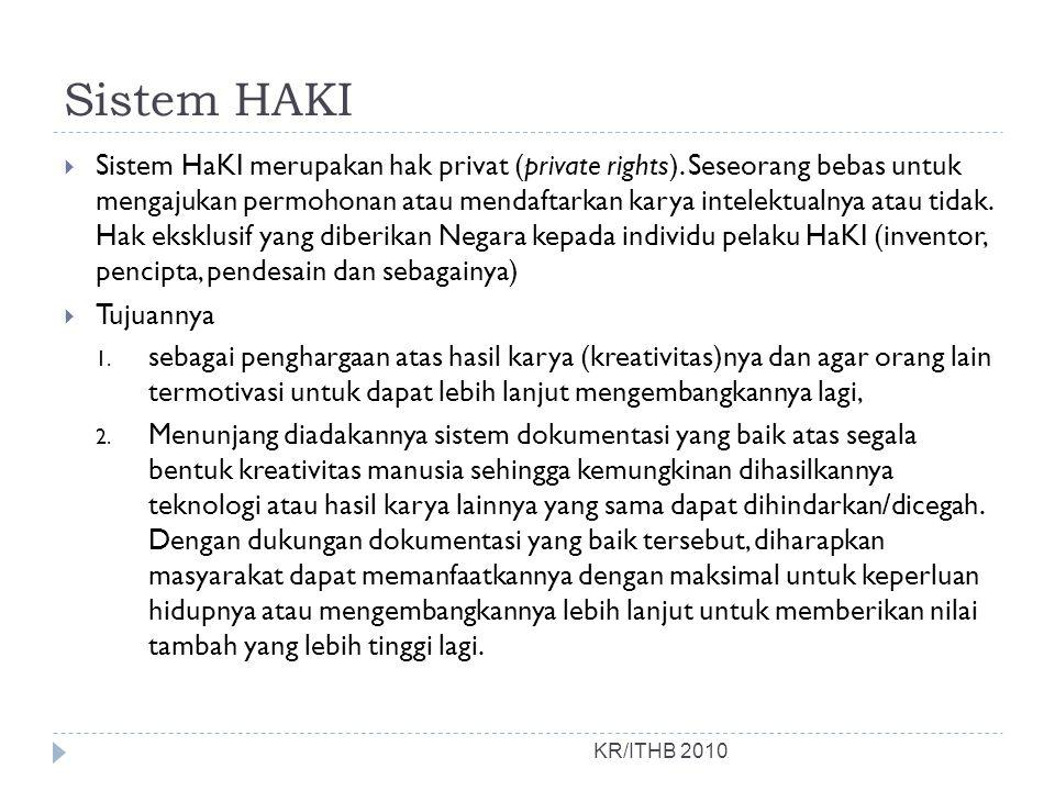 Sistem HAKI