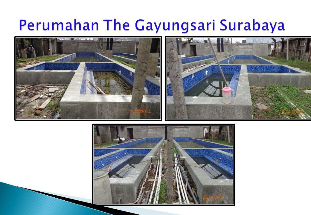 Perumahan The Gayungsari Surabaya