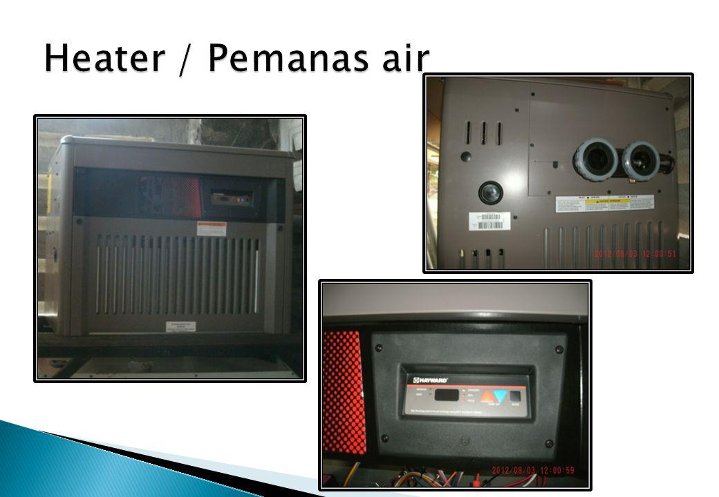 Heater / Pemanas air