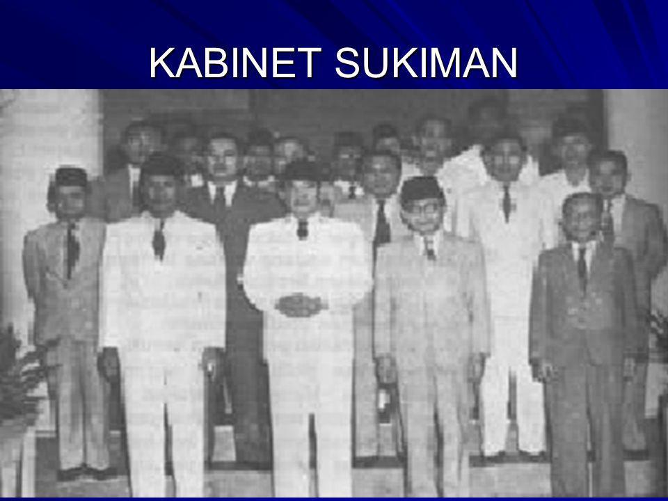 KABINET SUKIMAN