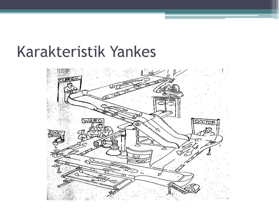 Karakteristik Yankes