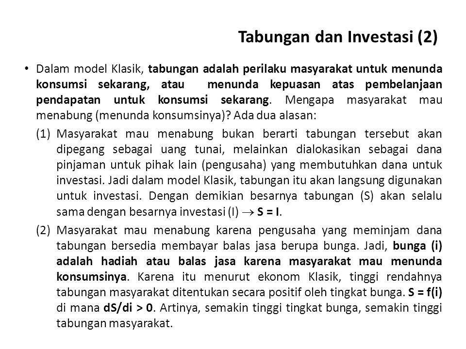 Tabungan dan Investasi (2)