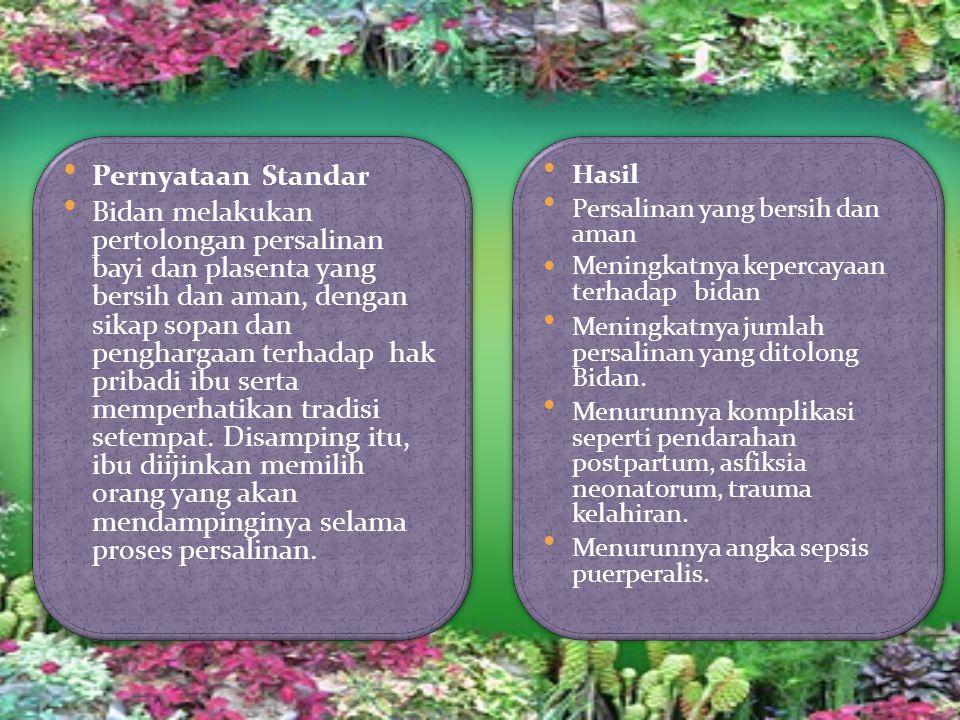 Pernyataan Standar
