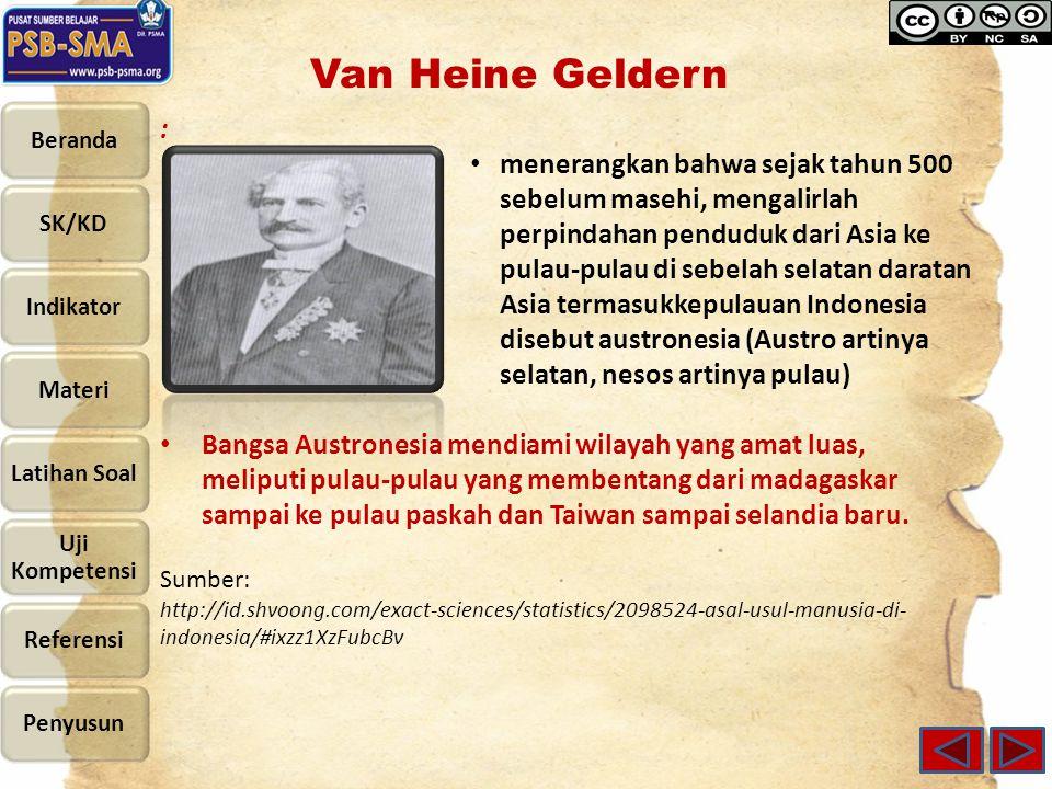 Van Heine Geldern :