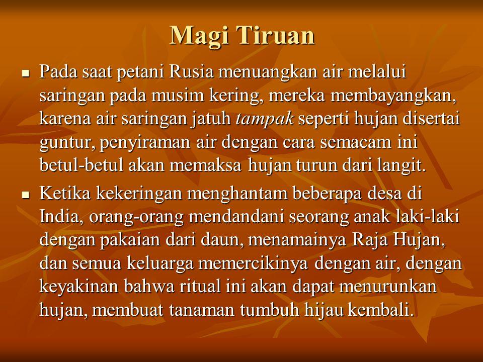 Magi Tiruan