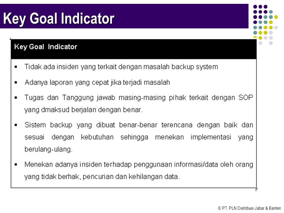 Key Goal Indicator