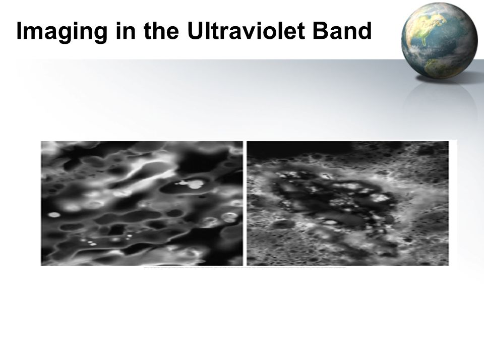 Imaging in the Ultraviolet Band