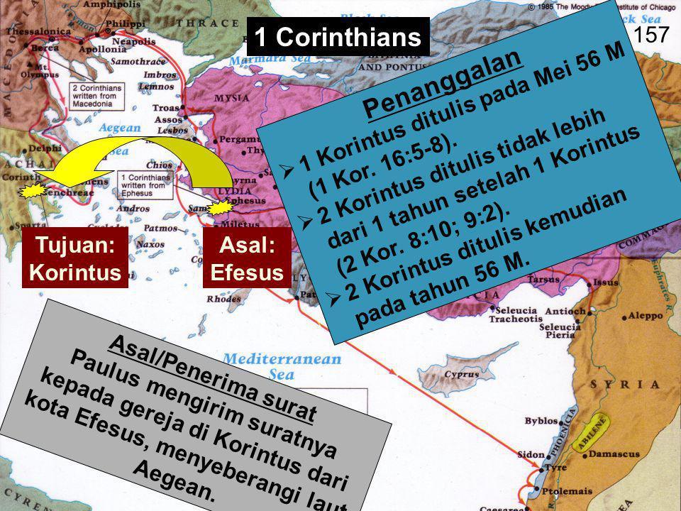 1 Corinthians Penanggalan