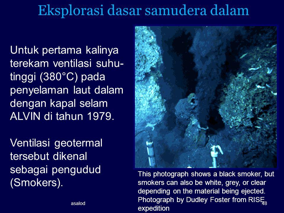 Eksplorasi dasar samudera dalam