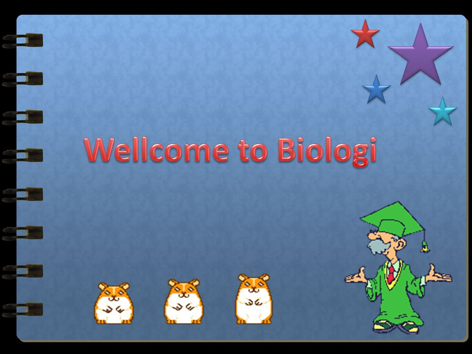Wellcome to Biologi