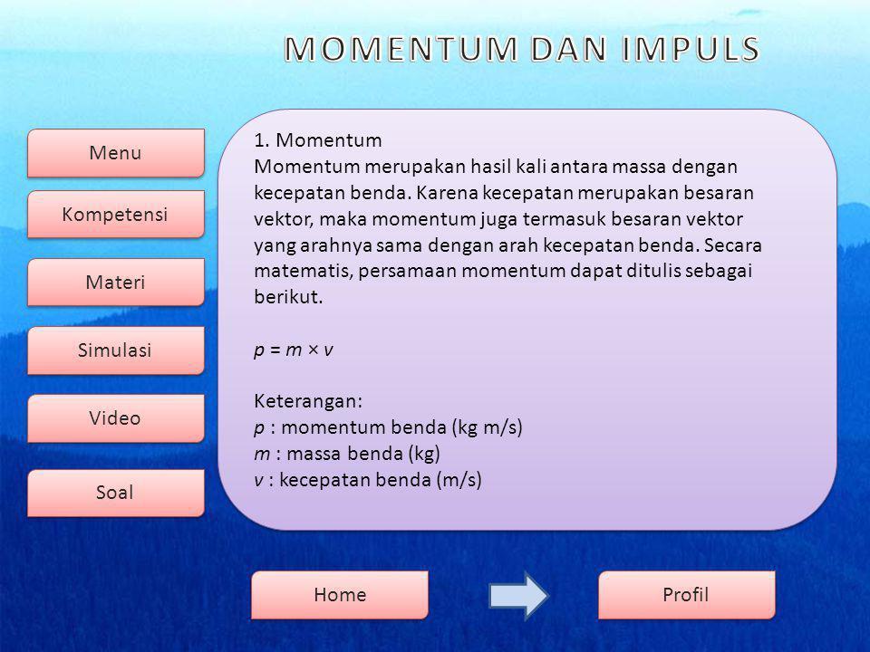 1. Momentum